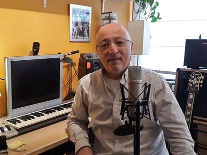 Jordi Ribes, miembro de Coronaveus20.
