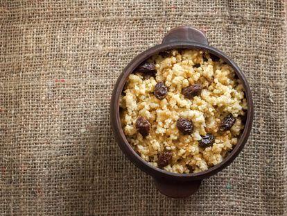 Mijo: el sustituto (culinario) del arroz para preparar platos dulces