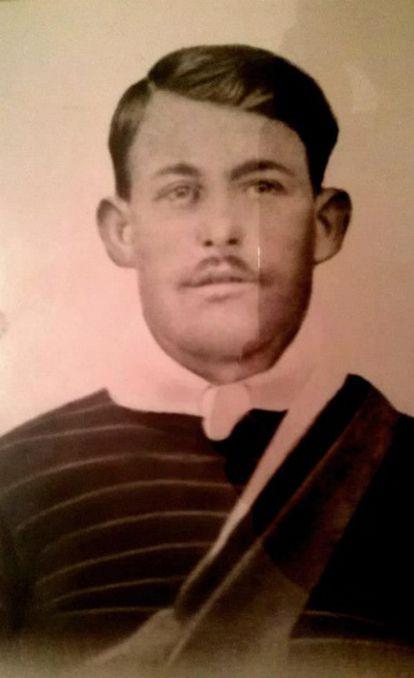 José Valls, fusilado en 1938 en Borriol (Castellón).