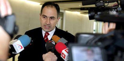 Pedro Varela, ante el juez en 2010.