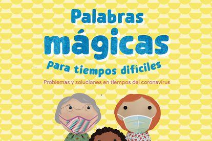 Cristina Núñez y Rafael R. Valcárcel escriben 'Palabras mágicas para tiempos difíciles'.