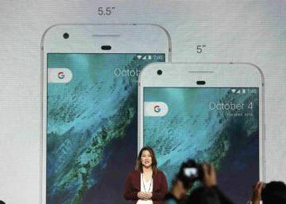 Así son el Pixel y el Pixel XL.