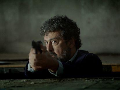 Paco Tous, protagonista de 'Los hombres de Paco'.