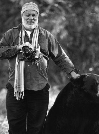 El cineasta Bruce Weber