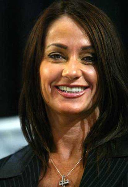 Nadia Comaneci, en una imagen de 2004.