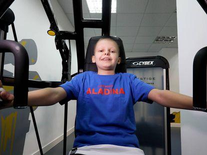 Deporte para mejorar la calidad de vida de los niños con cáncer