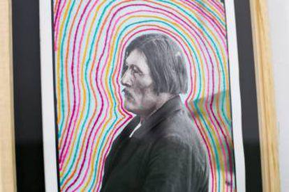 El jefe mapuche Sayhueque.