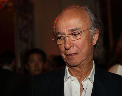 El empresario José Hawilla, en una imagen de 2013.