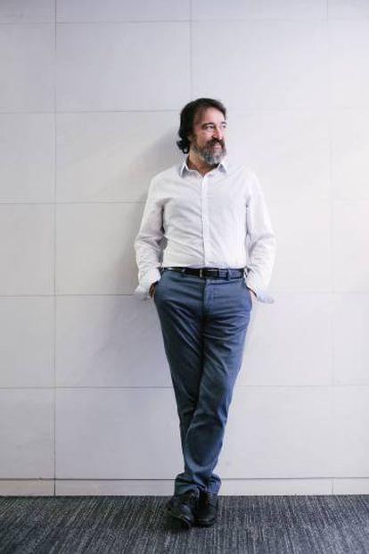 Jordi Puiggalí, vicepresidente de Scytl