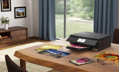 La Canon Pixma T8250 es una de las mejores impresoras multifunción para el hogar que hemos probado.