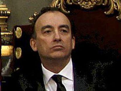 El magistrado Manuel Marchena.