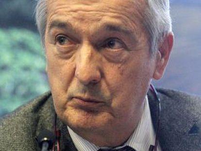 Foto de archivo de Basilio Valladares, director del Instituto Universitario de Canarias.