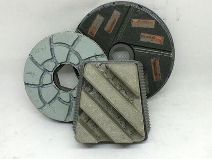 Piedras pulidas de BCDNT.