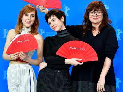 La directora catalana presenta el drama amoroso en blanco y negro  Elisa y Marcela  y se defiende de quienes piden la retirada de su filme de la Berlinale por producirlo una plataforma