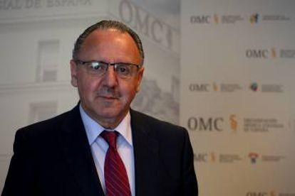 El coordinador del Observatorio contra las Pseudociencias, Jerónimo Fernández.
