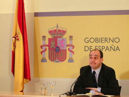 El secretario de Estado de Seguridad, Ignacio Ulloa.