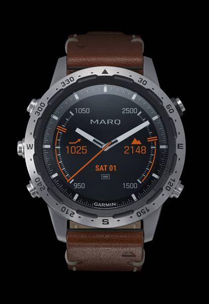 Reloj MARQ Expedition, de Garmin.