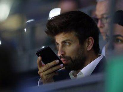 El central, cuestionado por compatibilizar la exigente agenda de la Copa Davis con el Barcelona, estará ante el Leganés bajo la lupa del aficionado
