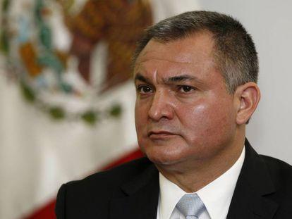 Genaro García Luna, exjefe de la Policía Federal de México.