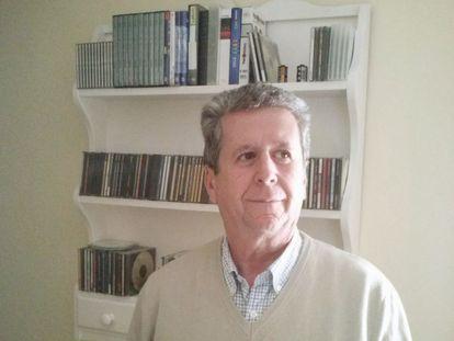 Miguel Ángel Benítez, primer infectado local por coronavirus en España.