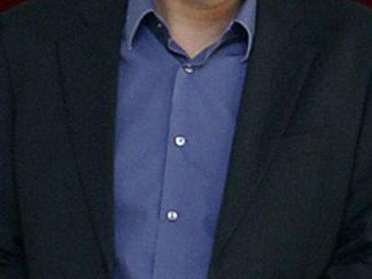 Mario Jiménez, portavoz parlamentario del PSOE andaluz.