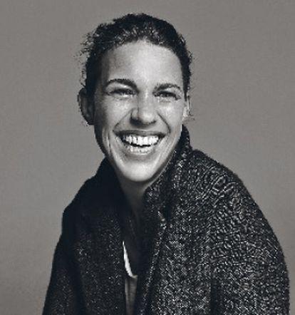 La diseñadora francesa Isabel Marant.