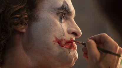 Joaquin Phoenix es Joker.
