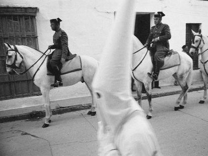 'Arcos de la Frontera', Cádiz' (1962).