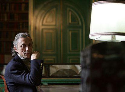 Richard Tarnas, durante su visita reciente a Madrid.