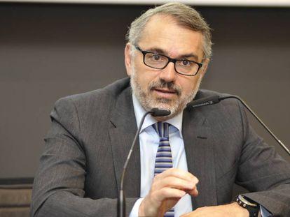 Marc Puig, consejero delegado de Puig, ha asumido este jueves la presidencia del Instituto de la Empresa Familiar (IEF).