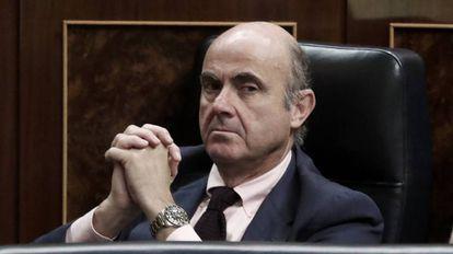 Luis de Guindos.