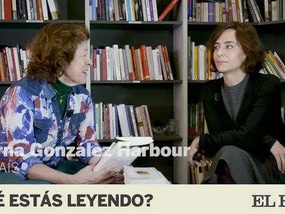 ¿Qué está leyendo Nuria Barrios?