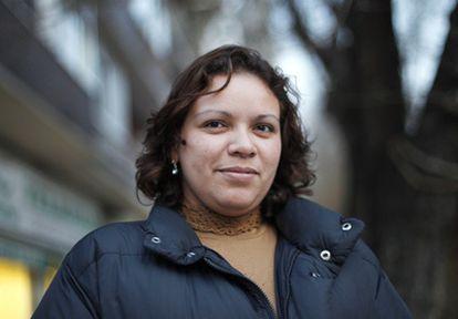 Dona Vargas, desde que perdió su empleo como cuidadora de personas mayores solo ha tenido trabajos puntuales como limpiadora o camarera.
