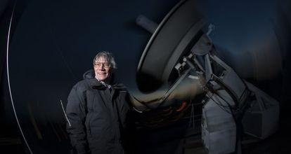 Alan Guth, en el Instituto de Tecnología de Massachusetts.