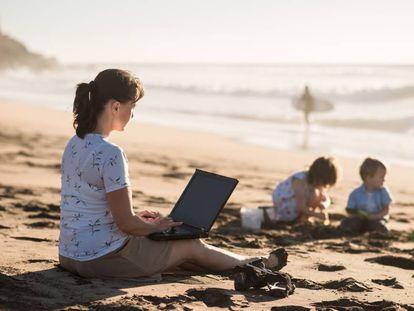 Cómo disfrutar de las vacaciones en familia sin agobios
