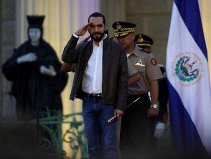 """El presidente salvadoreño considera que la legislación establece """"impunidad de facto"""" a los crímenes de la guerra civil que desangró al país centroamericano"""