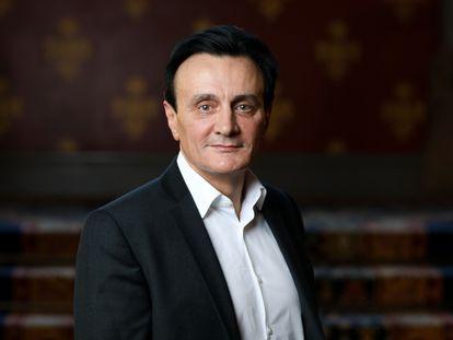 El director ejecutivo de AstraZeneca, Pascal Soriot, en una imagen de 2018.