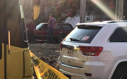 Alma Barragán aspirante a la presidencia de la alcaldía de Moroleón, en Guanajuato, por Movimiento Ciudadano fue asesinada este martes en un atentado que dejó a otras dos personas heridas.