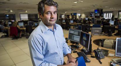Julio Somoano, director de informativos de TVE.