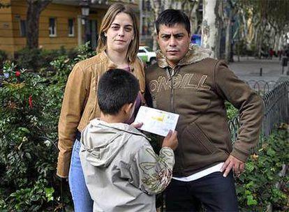 Rommy Orlando y Silvia Quiroga han pasado de pagar 970 euros mensuales a 1.700 en tres años.