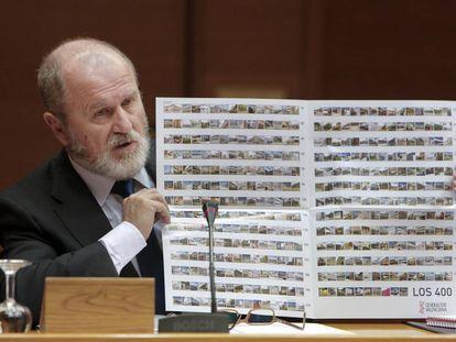 Font de Mora muestra los 400 colegios construidos en su periodo de consejero valenciano de Educación.