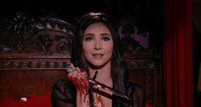 Samantha Robinson. en 'The Love Witch'.