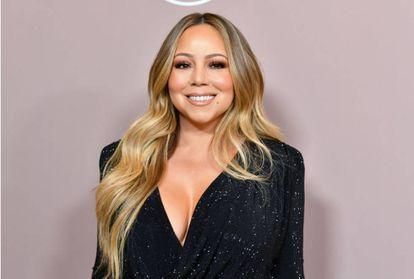 Mariah Carey, en una fiesta en Los Ángeles (California, EE UU), el año pasado.