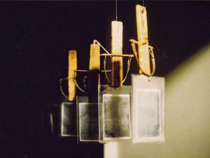'Propuesta sobre la significación del estilo: recuperación estética de doce críticas de arte', 1978, de Concha Jerez.