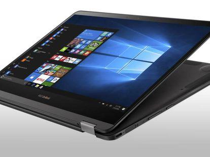 El nuevo ZenBook Flip S.
