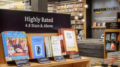 Libros con más de 4,8 estrellas de puntuación según los lectores online.