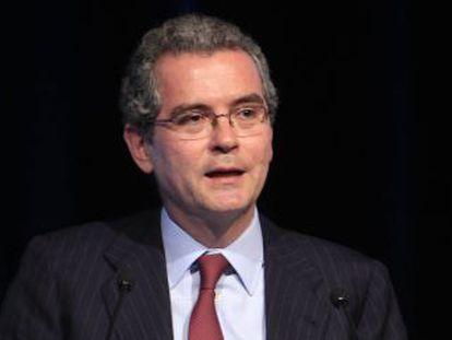Pablo Isla, presidente-consejero delegado de Inditex.