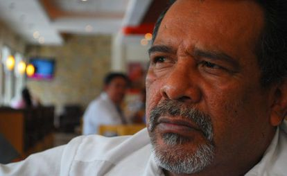 Raul Mijango exguerrillero de el Salvador y mediador con las Maras.