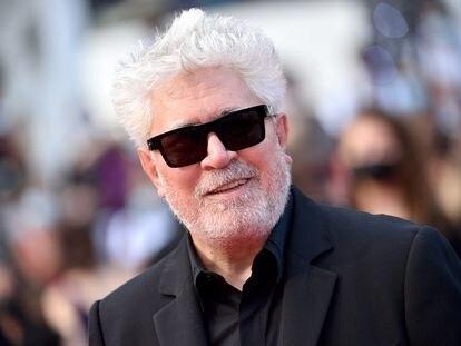Pedro Almodóvar, en el festival de Cannes el pasado mes de julio.