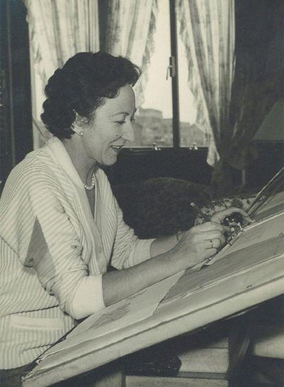 La arquitecta Matilde Ucelay.